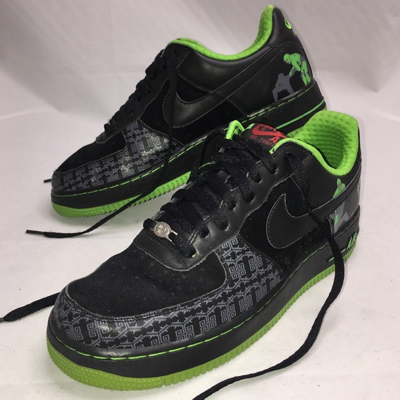 on sale amazing selection website for discount Nike Air Force 1 LUCHA LIBRE 2006 SZ 9.5